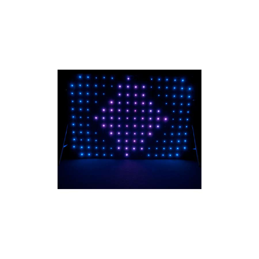 Chauvet MotionDrape™ LED Sample View