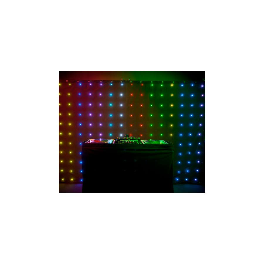 Chauvet MotionDrape™ LED Sample View 3