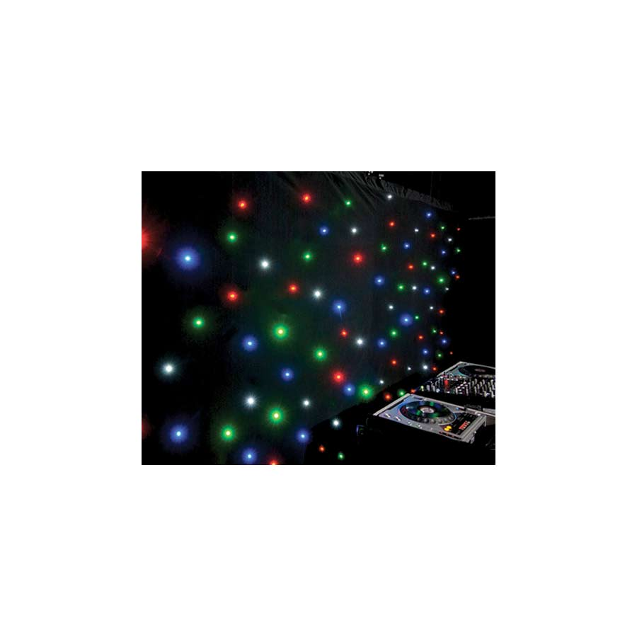 Chauvet SparkleDrape™ LED Lights