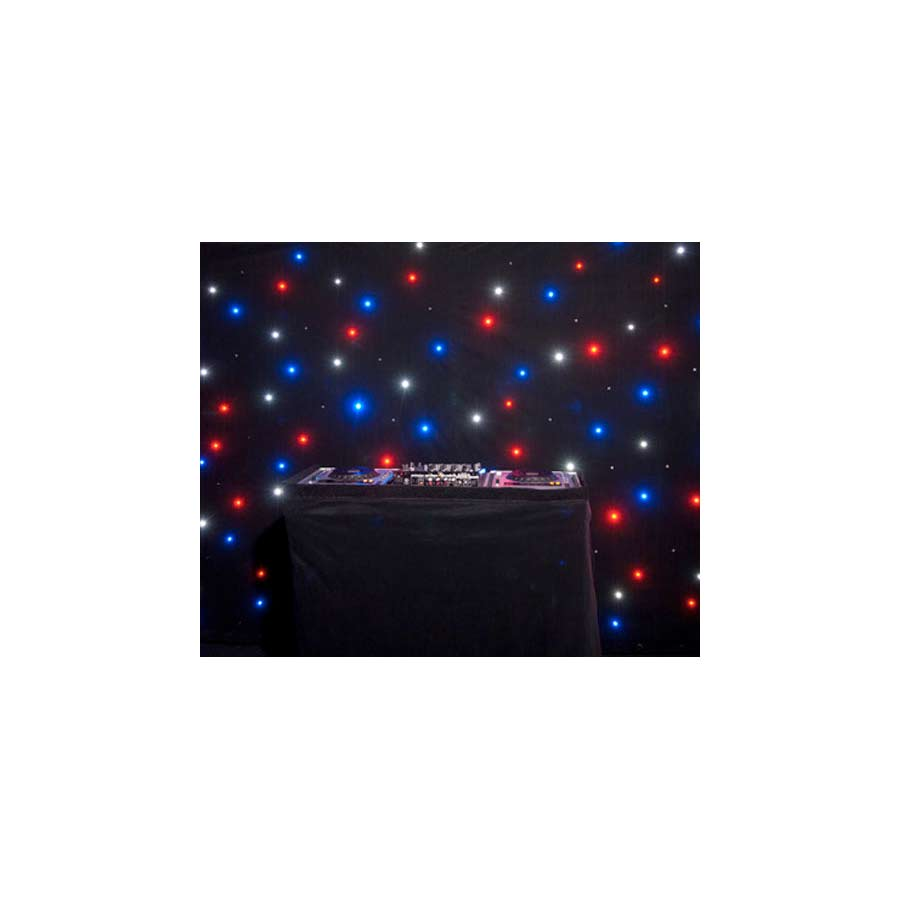 Chauvet SparkleDrape™ LED Sample View 2