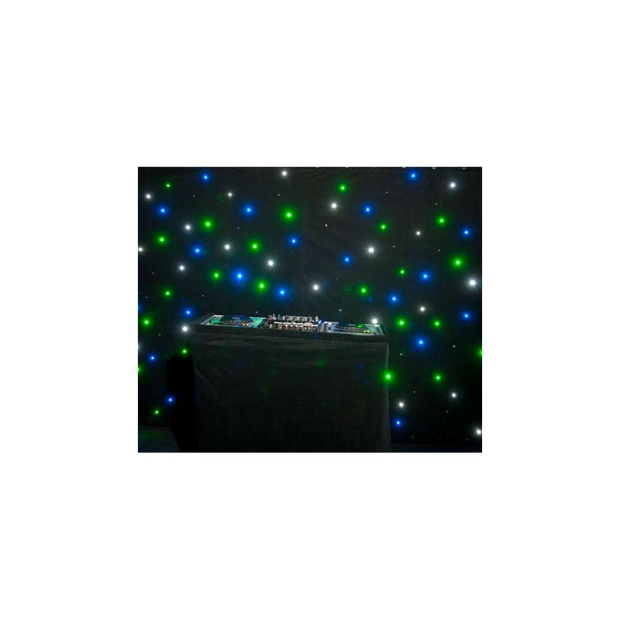 Chauvet SparkleDrape™ LED Sample View 4