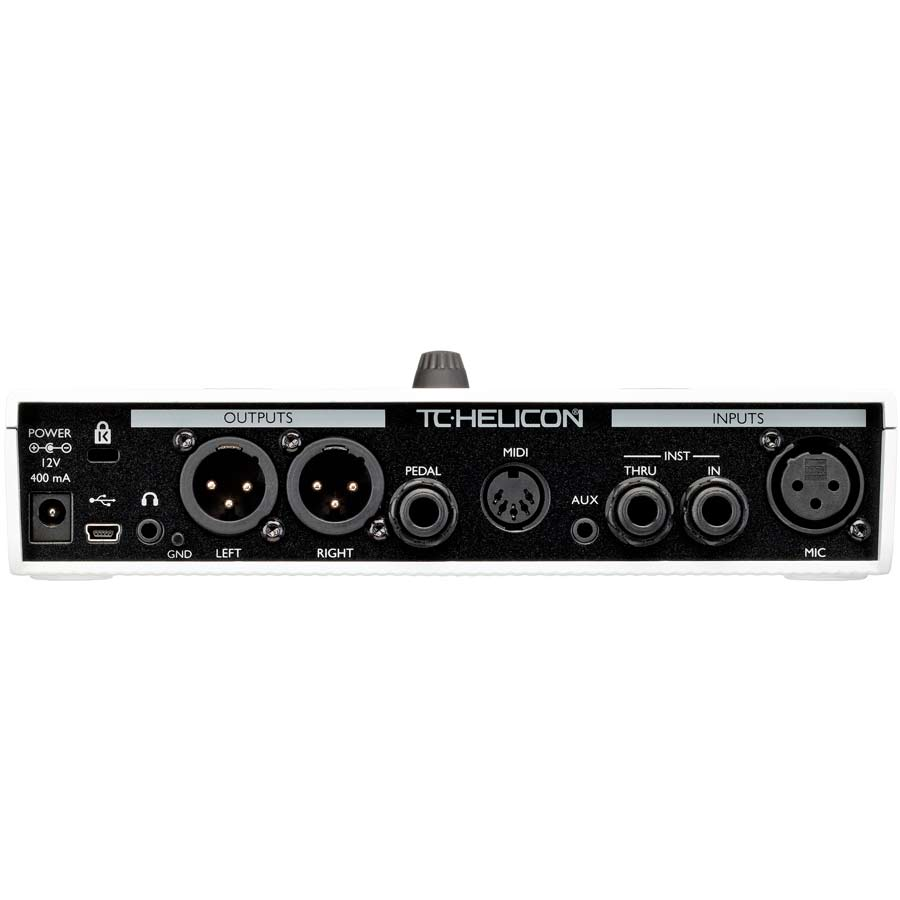 TC Helicon VoiceLive Play GTX  View 4