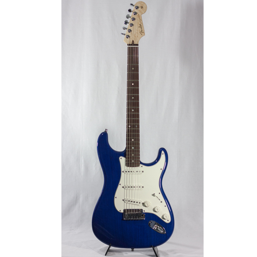 Custom Shop 2011 Deluxe Stratocaster Candy Blue