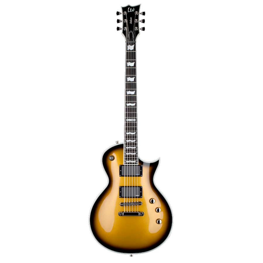 LTD EC-1000 Metallic Gold Sunburst