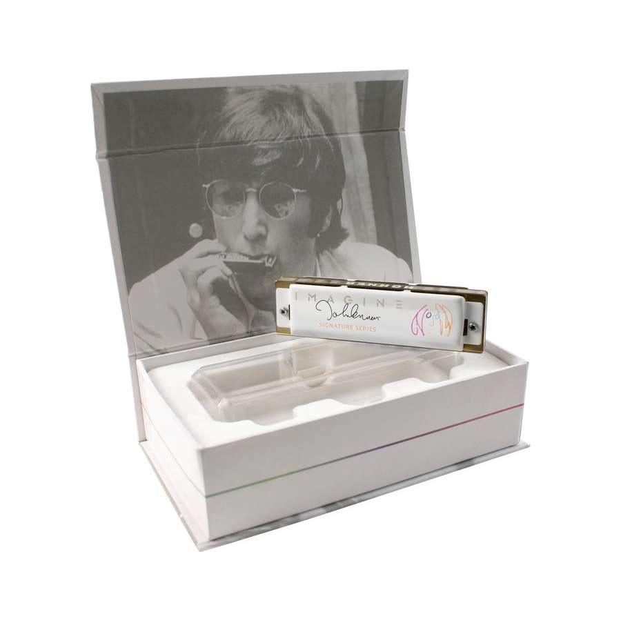 John Lennon Signature Series Harmonica