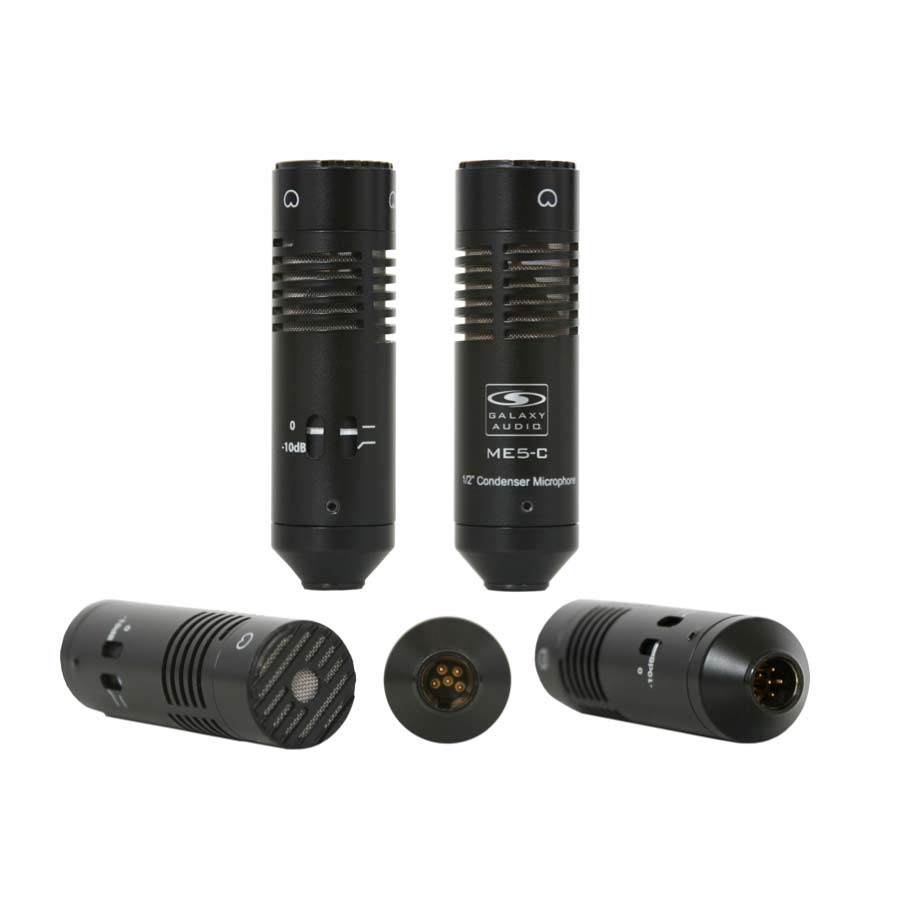 Galaxy CBM-524 Mics