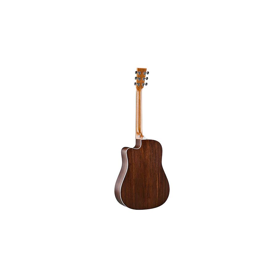 Martin DCPA4 Rosewood Rear View