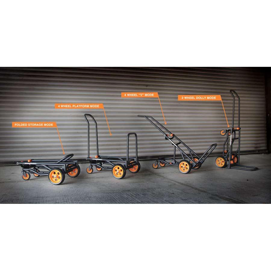 Gruv Gear V-Cart Solo4 Modes