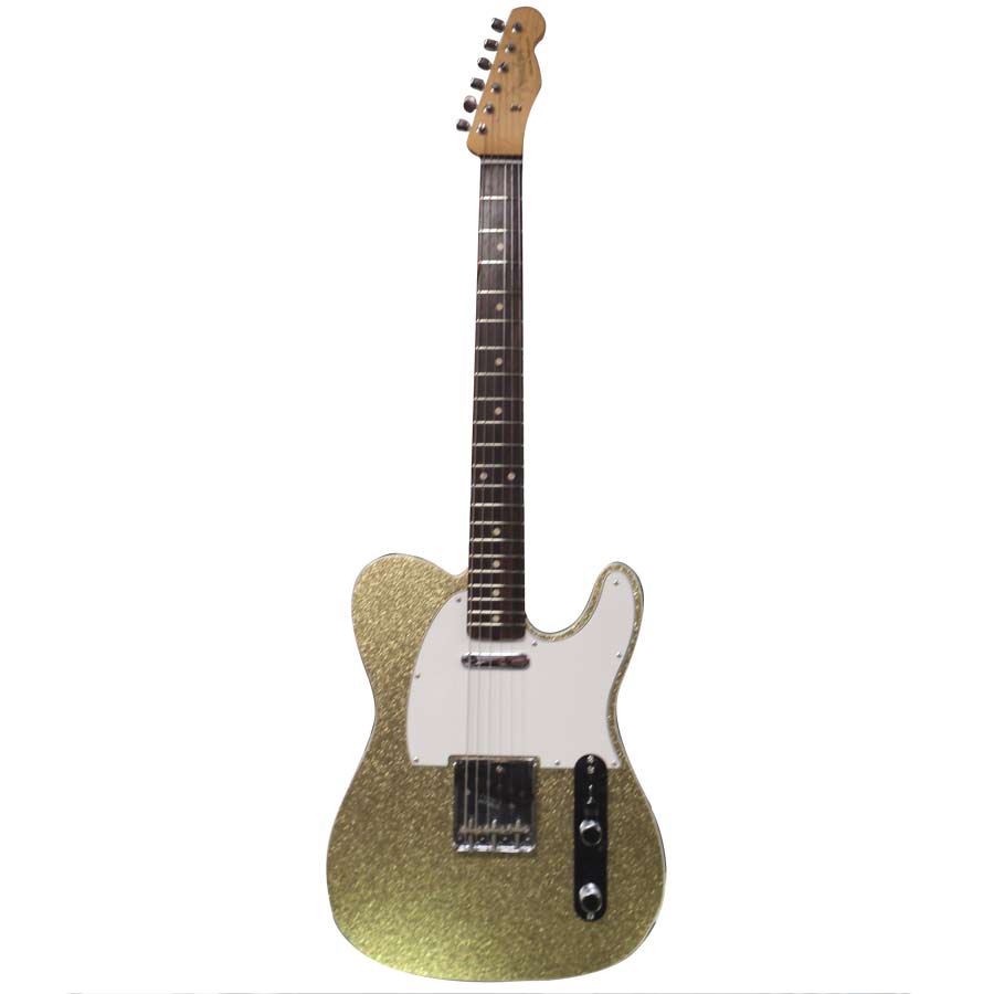 1960 Telecaster Custom CC Gold Sparkle
