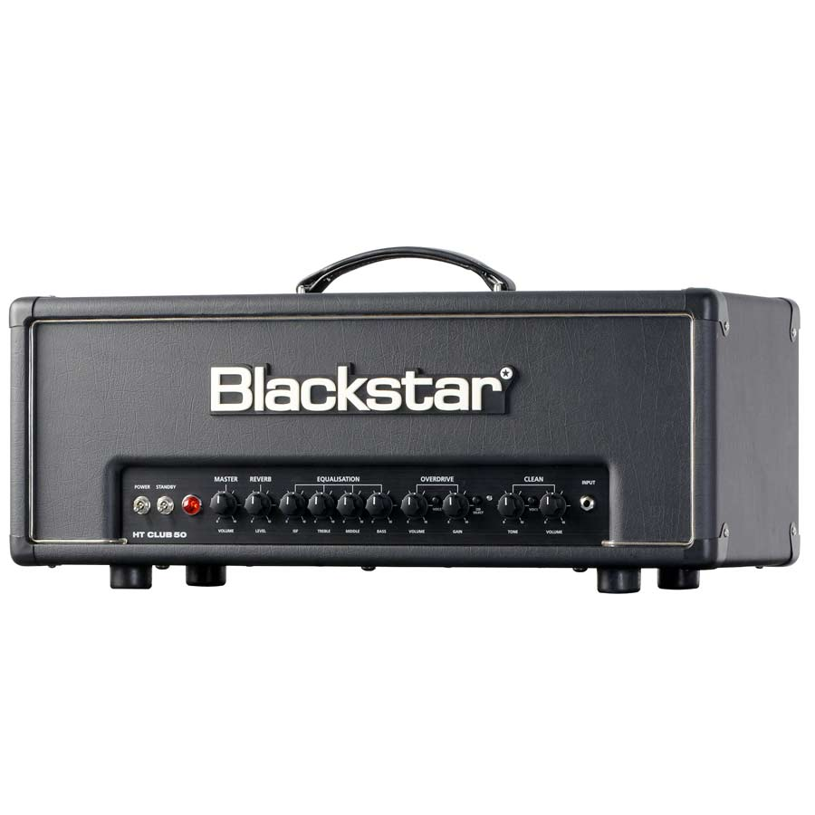Blackstar HT Club 50 Head Angled View