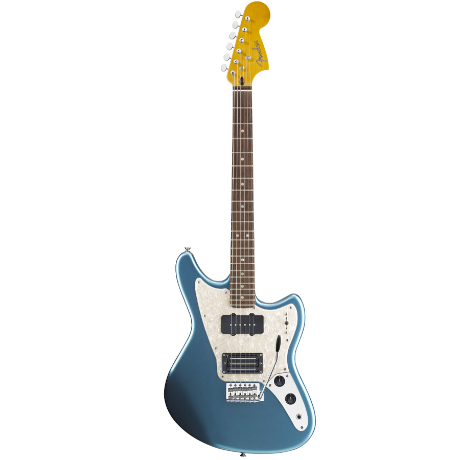 Fender Modern Player Marauder® Black Lake Placid Blue