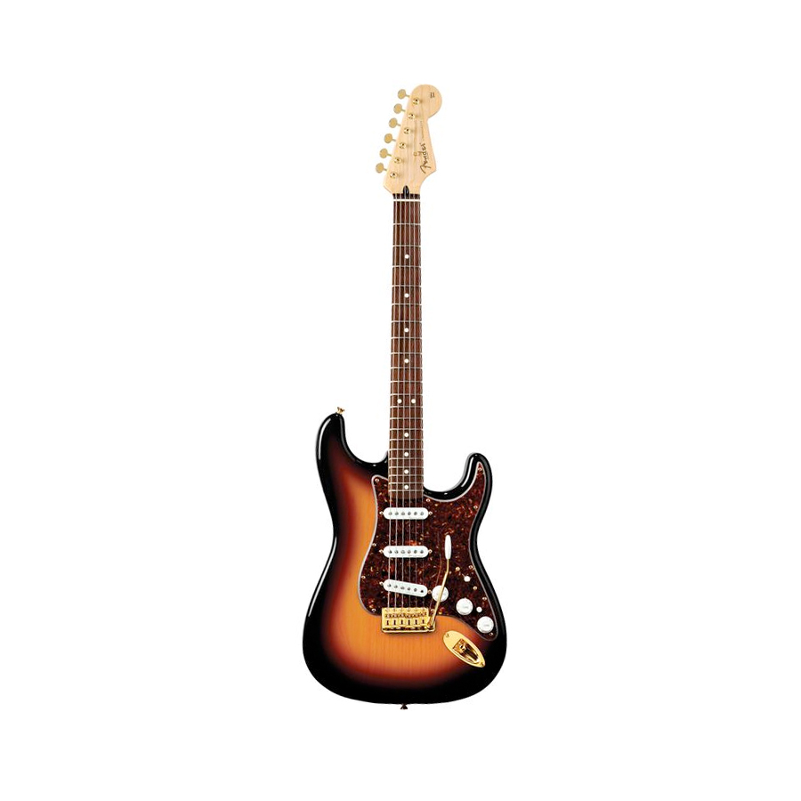 Deluxe™ Players Stratocaster® - 3-Tone Sunburst - Rosewood