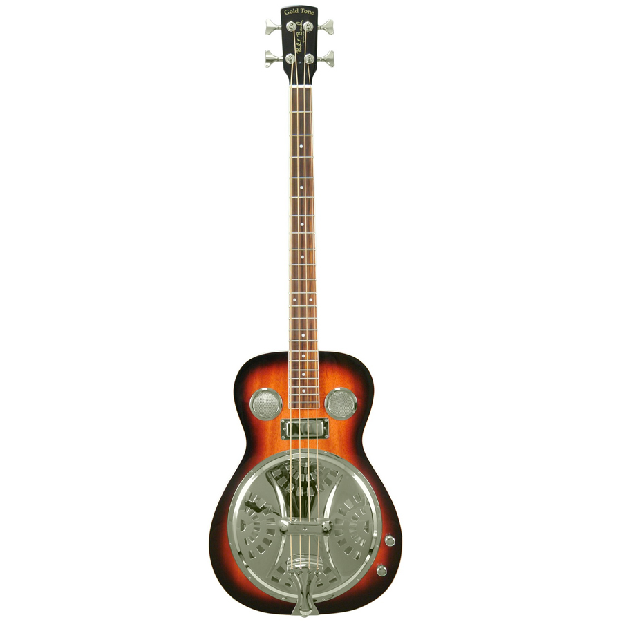 PBB Beard Signature Series Resonator Bass w/Case
