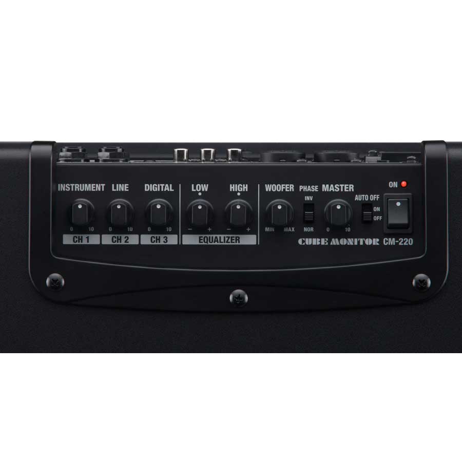 Roland CM-220 Top View