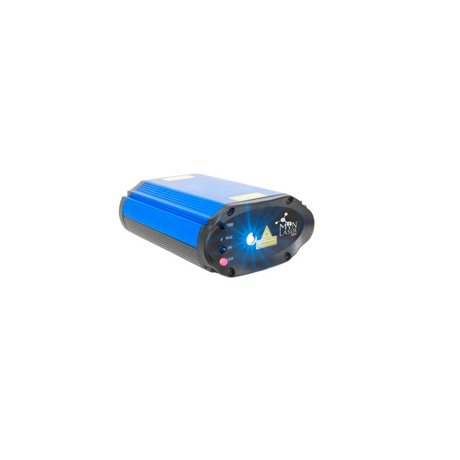 Chauvet DJ MiNi  Laser RBX View 2