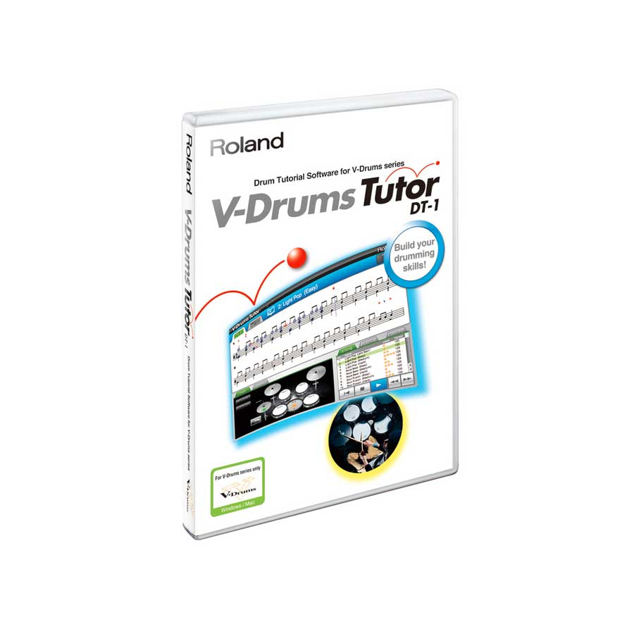 V-Drums Tutor