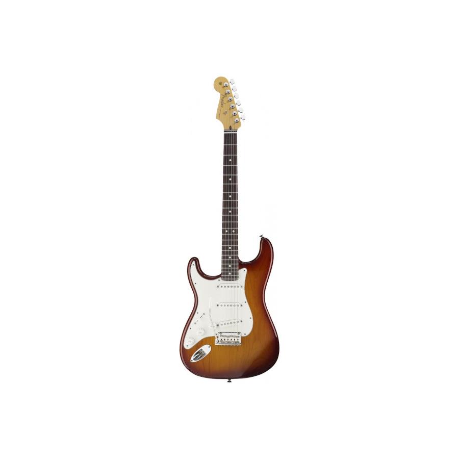 American Standard FSR Stratocaster Honeyburst Left Handed