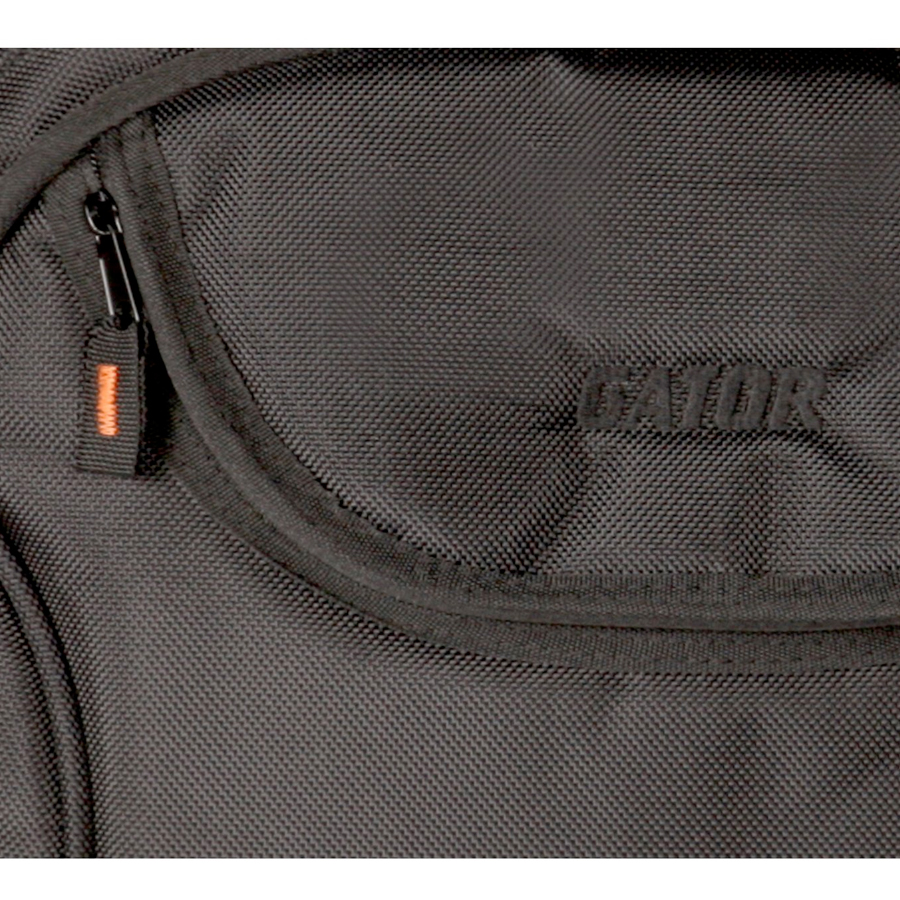 Gator G-Club Backpak Small Zipper View