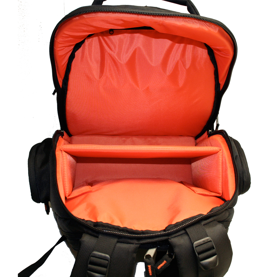 Gator G-Club Backpak Small Interior View