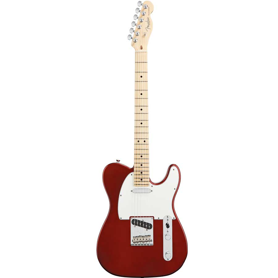 American Standard Telecaster Candy Cola