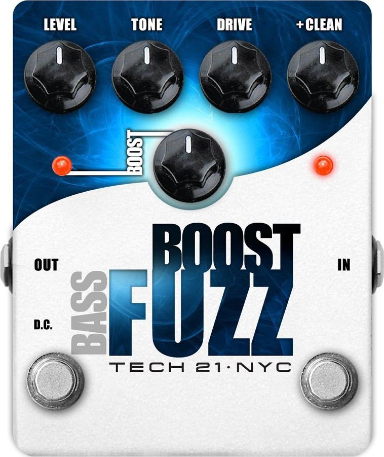 Boost Fuzz Bass