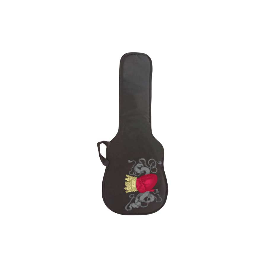 GXE-D4 Electric Guitar Bag - Heart Crown