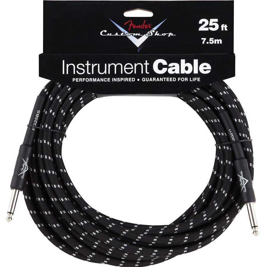 Custom Shop Performance Series Cable 25 Ft.