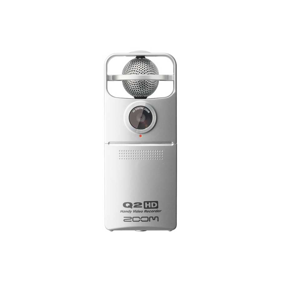 Zoom Q2HD Front View