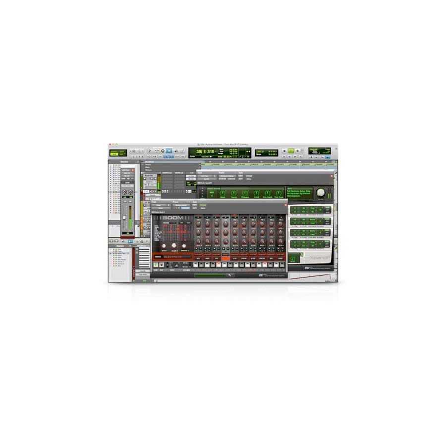 Avid Pro Tools Express MboxPro Tools Express
