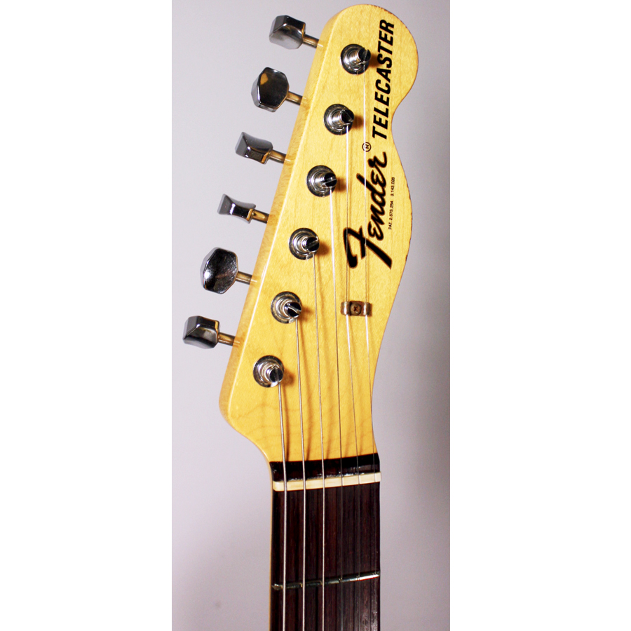 Front Headstock