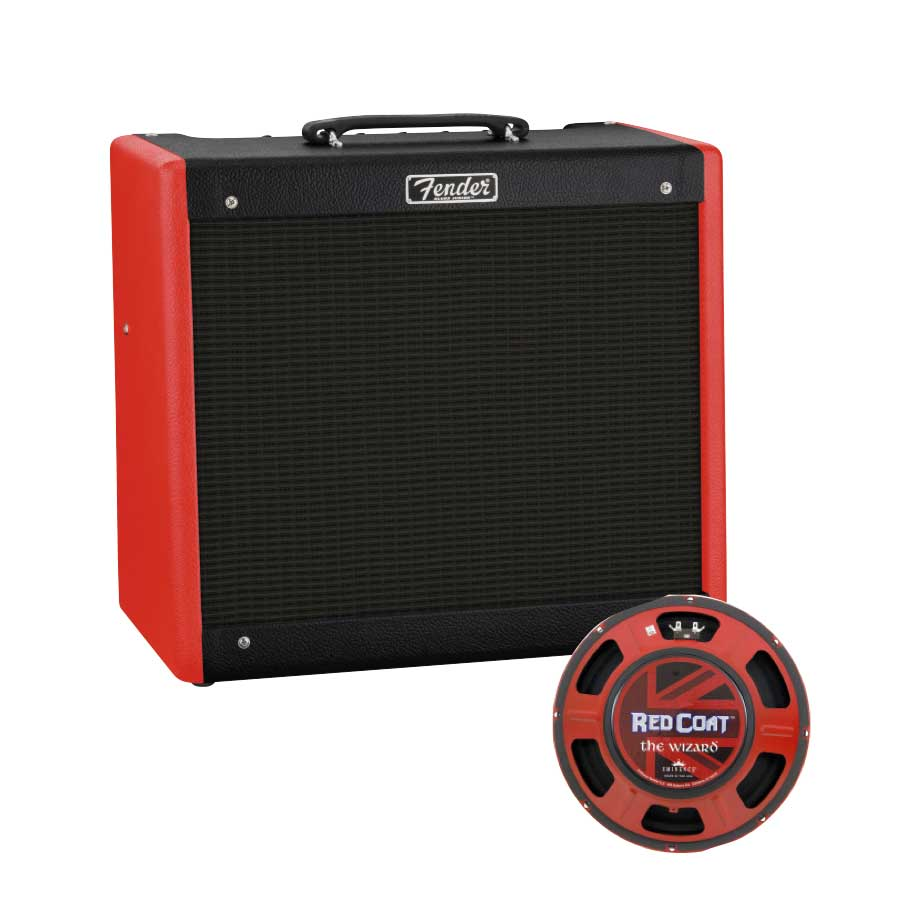 Blues Junior Red Nova Two-Tone FSR