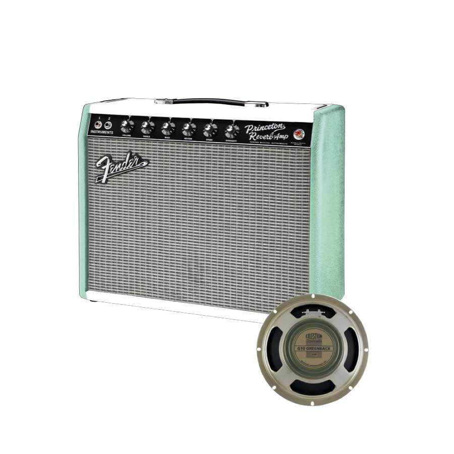 65 Princeton Surf-Tone Green FSR