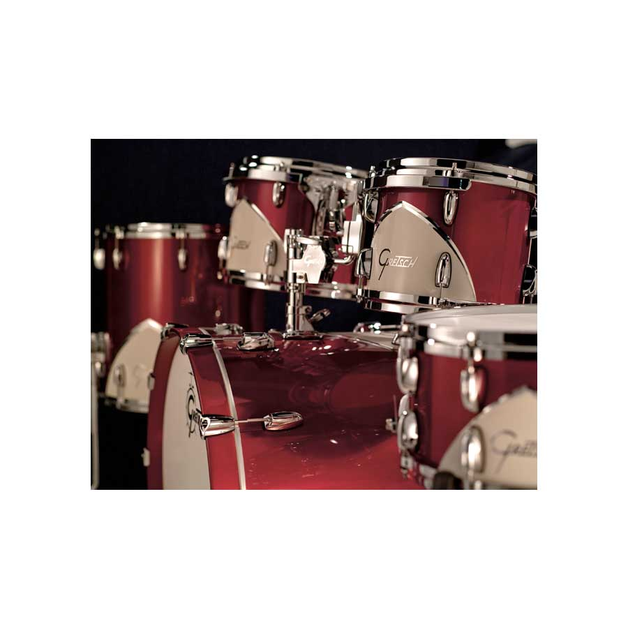 Gretsch Drums Renown 57 Motor City Red View 2