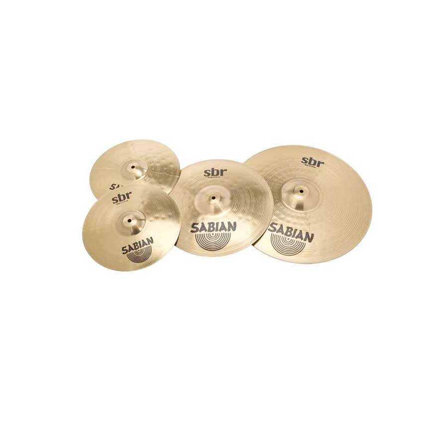 Gretsch Drums Energy White Cymbals