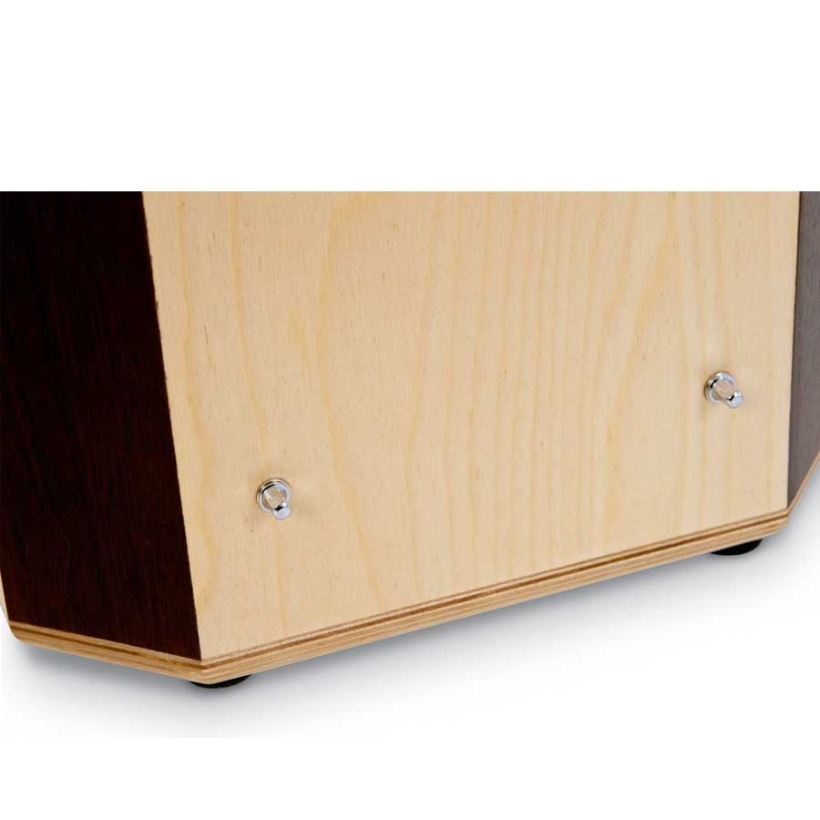 LP Americana Cajon - String Style Rear View