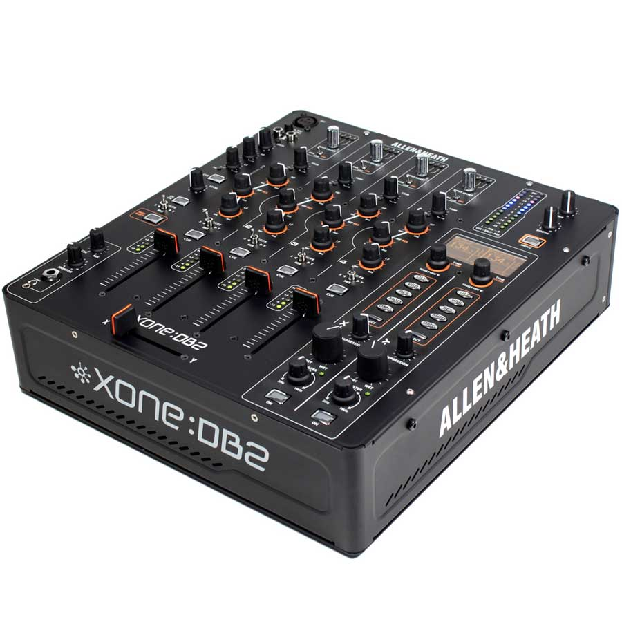 Allen Heath Xone:DB2 Angled View