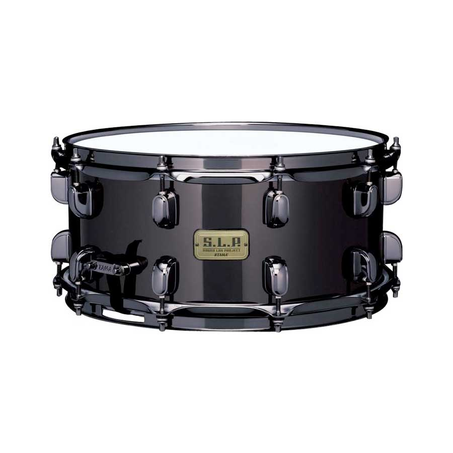 S.L.P. Black Brass Snare Drum