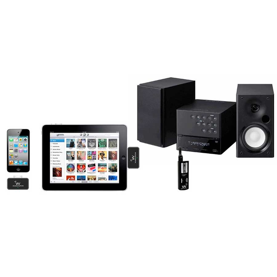 Wi Digital Systems Apple & USB  Stereo AudioLink Wireless System View 5