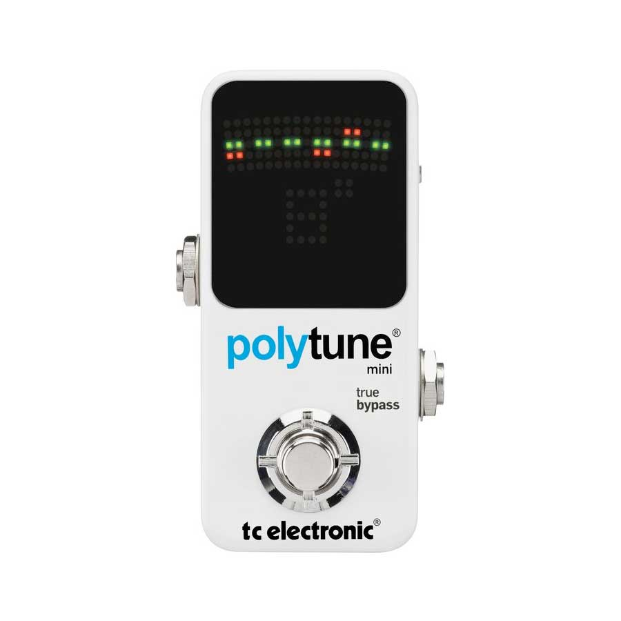 TC Electronic PolyTune Mini Top View