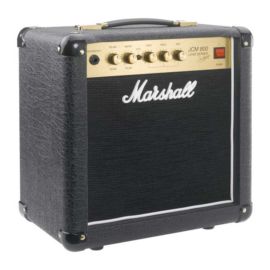 Marshall JCM1C 50th Anniversary Angled View