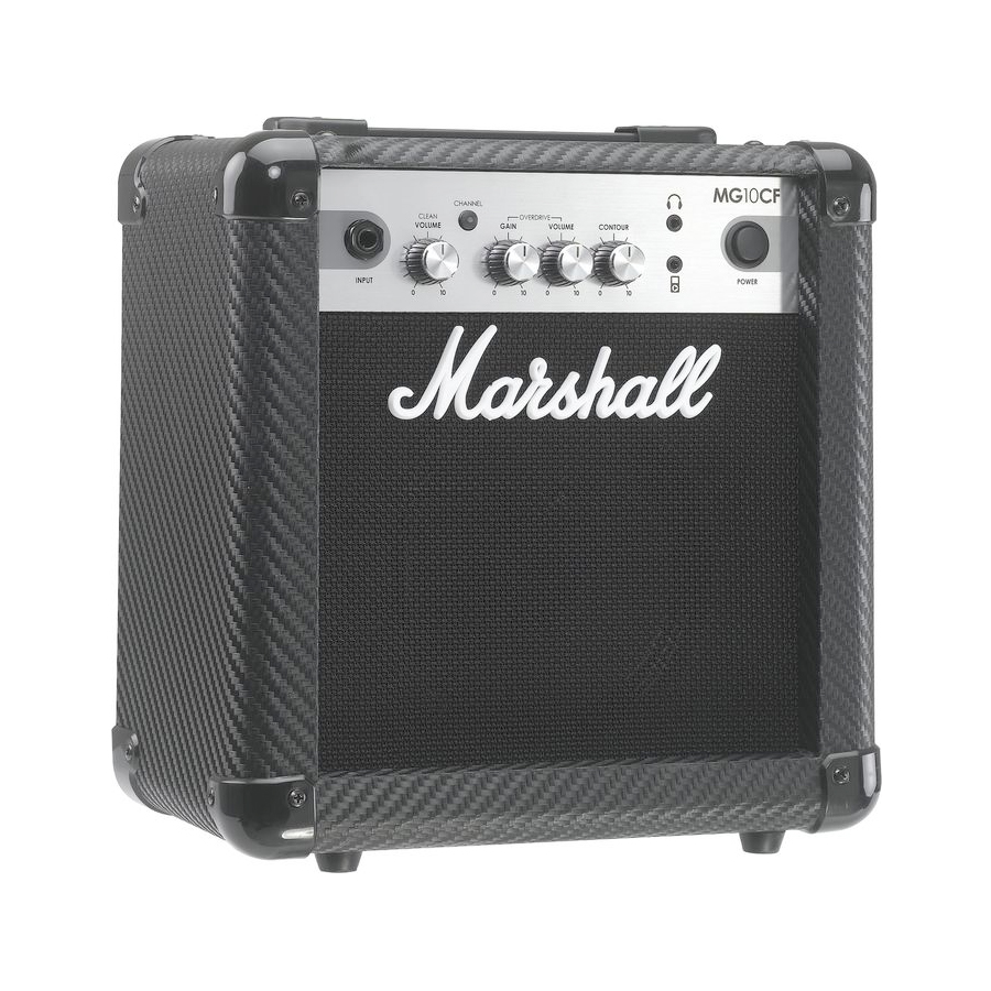 Marshall MG10CF Angled View