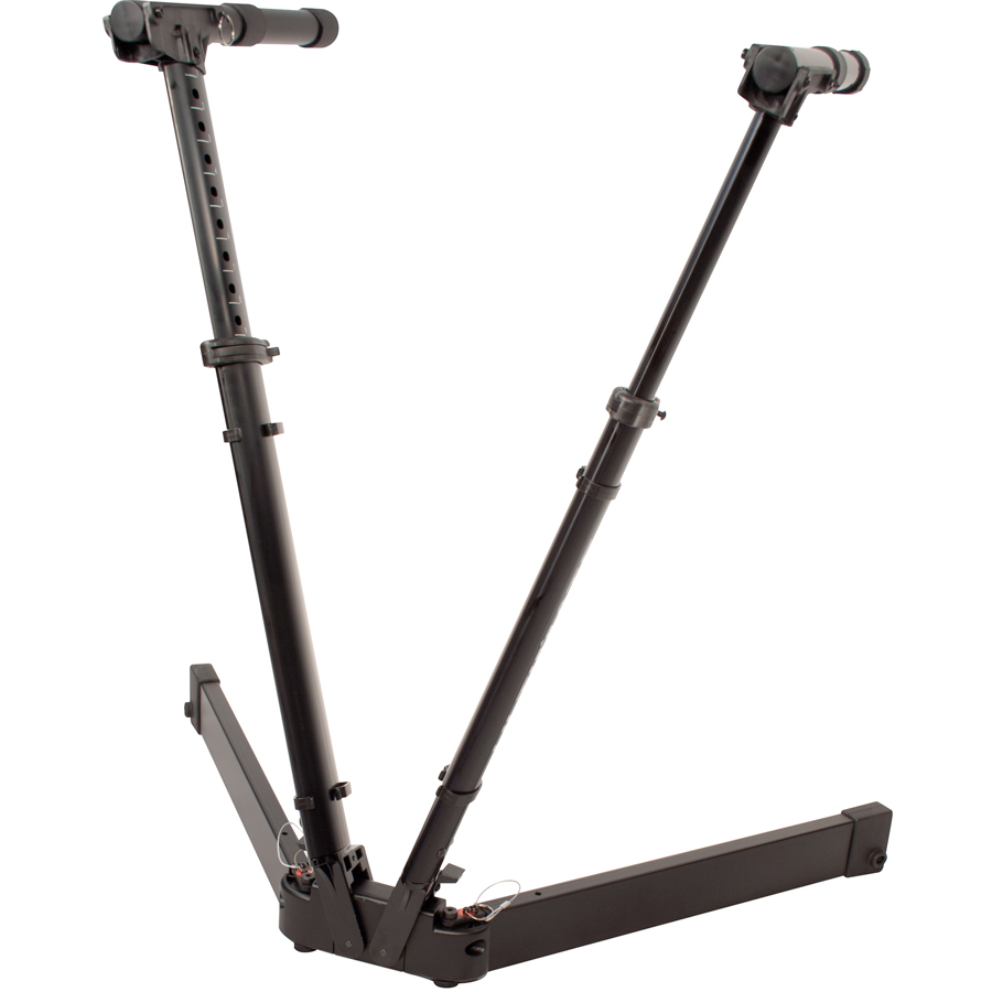 Ultimate Support V-Stand Pro VS-88B Rear View