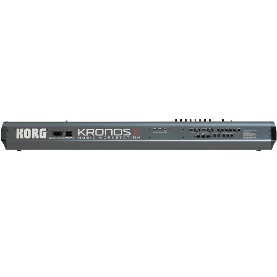 Korg Kronos X 88Rear View