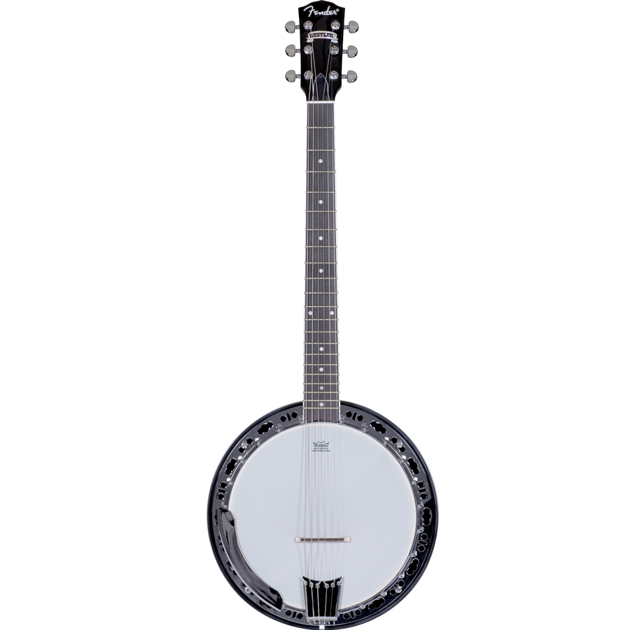 Rustler 6-String Banjo