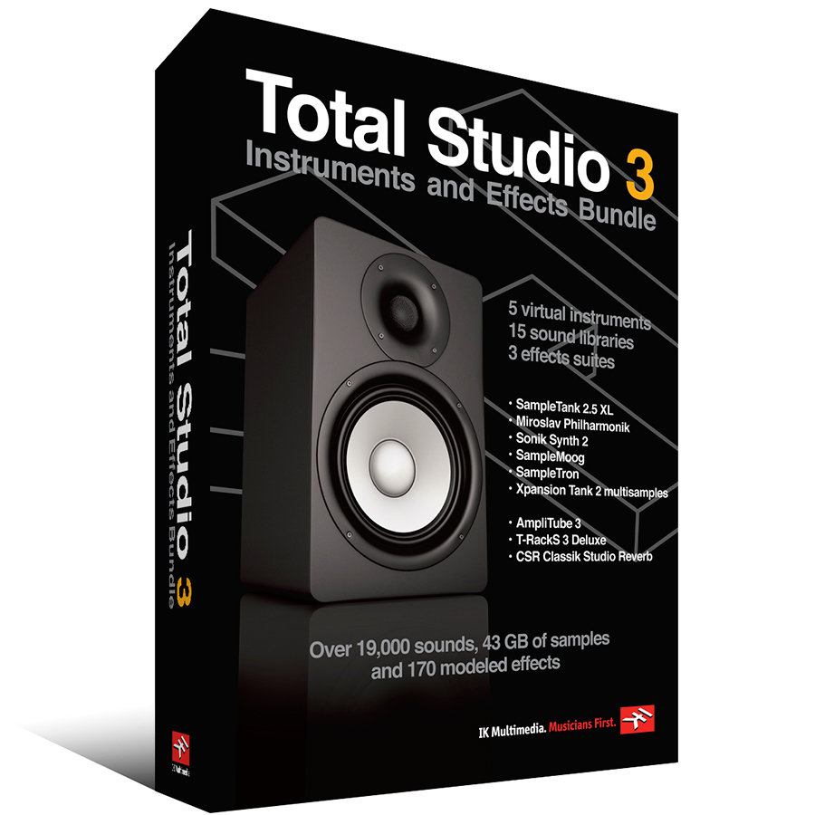 Total Studio 3 Bundle