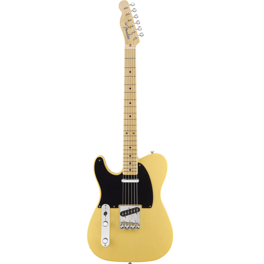 American Vintage 52 Telecaster Butterscotch Blonde Left-Handed