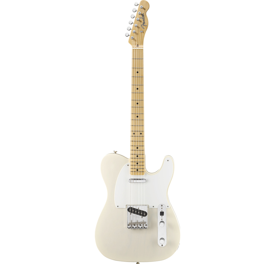 American Vintage 58 Telecaster Aged White Blonde