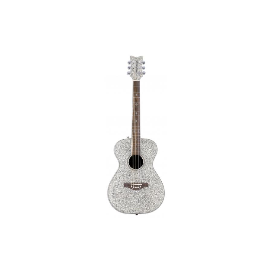 Pixie Acoustic - Silver Sparkle