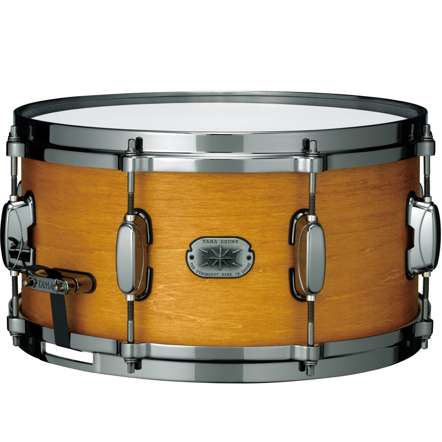 Birch Ply Snare Satin Amber