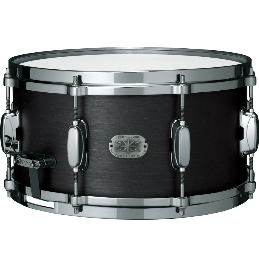 Birch Ply Snare Satin Black